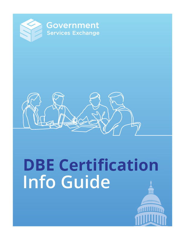DBE certification guide